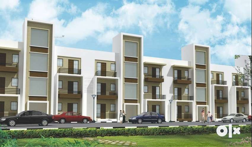 3 BHK ready to move flats In Gated Society At Dera Bassi 0