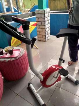 bike total fit with Pulse jantung
