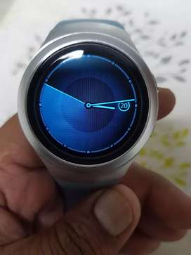 Gear S2 stainless silver