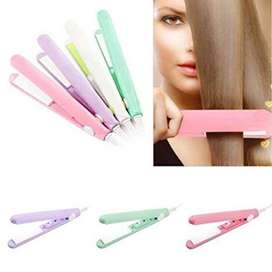 Cute and Super Mini Hair Straighteners , Home delivering allover PAK
