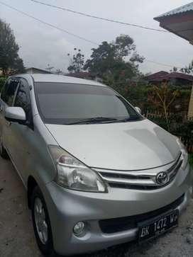 Toyota avanza tahun 2013