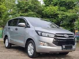 Toyota Innova Rebond V 2.4 Matic tahun 2017 siap pakai