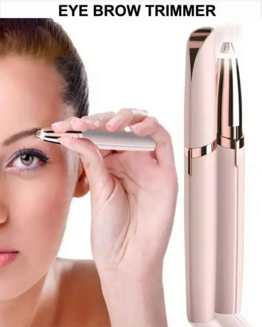 Eyebrow Hair Remover women Eyebrow Lips Nose Body Facial Hair Remover