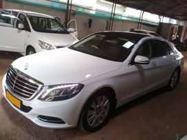 Mercedes-Benz S-Class 2016 Diesel Good Condition Sparingly used