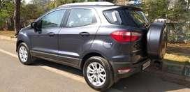 Ford Ecosport EcoSport Titanium 1.5 Ti VCT Automatic, 2014, Petrol