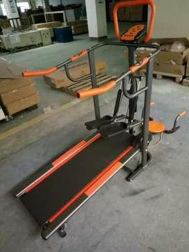 treadmill 6 fungsi  import SR 8003FITCLASS