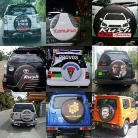 Cover Ban Serep Mobil Rush/Terios/Escudo/Jeep/Dll BisaDesainSediri 23
