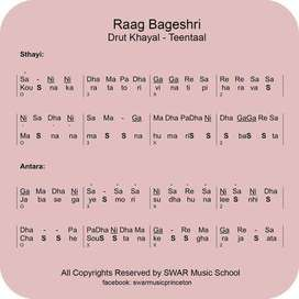 Indian Classical Music Class