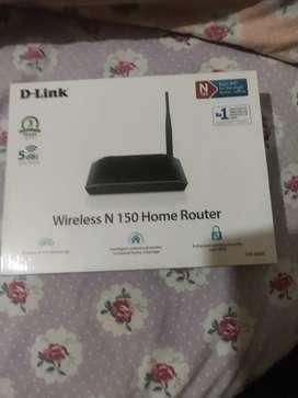 D - Link N150 Router