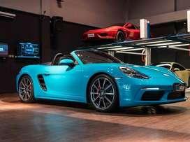 Sell Porsche Boxster S718