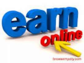Free online part-time home work job