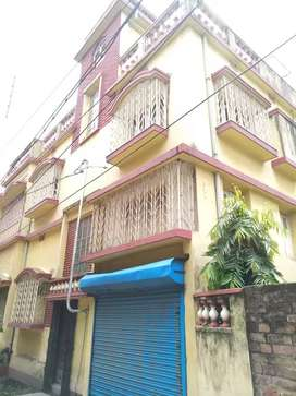 Behala 14 Number Roy Bahadur full Independent House near D.H Road