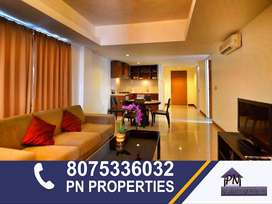1 bhk fully furnished luxury flat for rent near hilite city