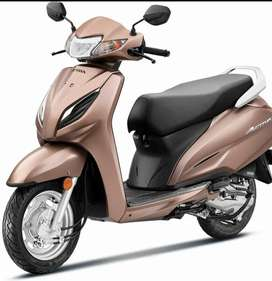 Just pay 12000 low down payment activa 6 g STD