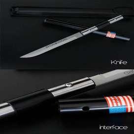 Pisau Hidden Blade Sword Cane