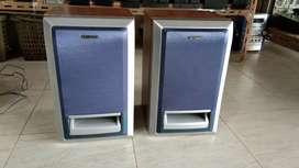 Aiwa Speaker 2way system pasif made in japan