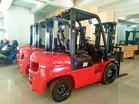 Forklift di Mesuji Murah 3-10 ton Mesin Isuzu Mitsubishi Powerful