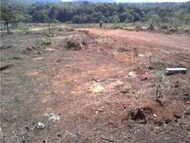 Plot for sale in dhargal near mopa airport road