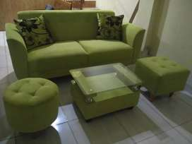 sofa retro model new harga promosi
