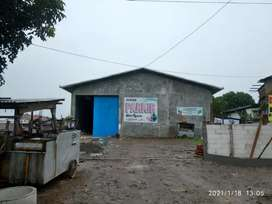 Disewakan gudang di Sikopek kaliwungu kendal