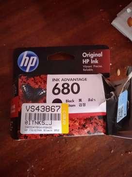 Hp printer cartidge680 black