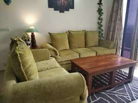 7 seater Sofa set in mint condition