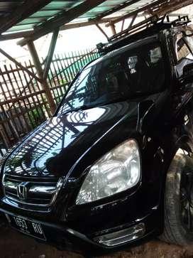 Jual Mobil Honda CR-V bekas