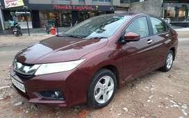 Honda City 2015-2017 i VTEC CVT VX, 2015, Petrol