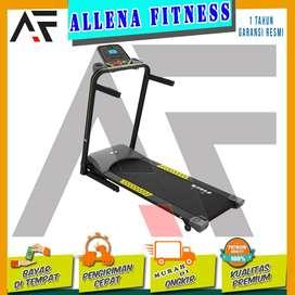 Alat Fitness Treadmill Elektrik TD 240