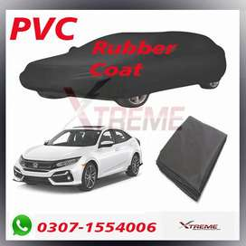 Honda Civic PVC Rubber Coated Water Proof Cover