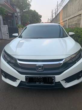Honda Civic Turbo Tangan Pertama