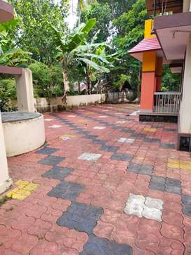 Furnished 3BHK House for rent in parippally