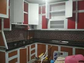Spesialis pembuatan kitchen set dapur aluminium