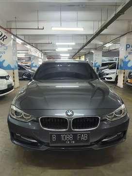 BMW 320i 2014 sport