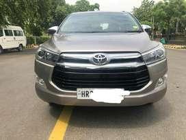 Toyota INNOVA CRYSTA 2.8 Z, 2018, Diesel