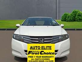 Honda City 1.5 V MT, 2009, Petrol