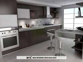 Design Interior Kitchen Set - Max Interior Jakarta