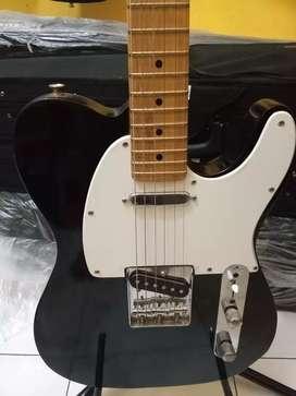 Gitar elektrik fender telecaster