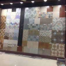 Profitable  Tiles Show room@Muvattupuzha for sale