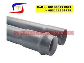 "Pipa PVC SNI S 12,5 MOF 2"""