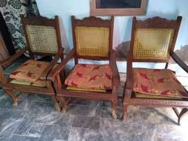 4 Room Chairs