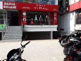 Space on Rent at Barua Square, Sevoke Road