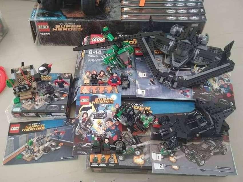 Lego Batman VS Superman 1 Set ORI