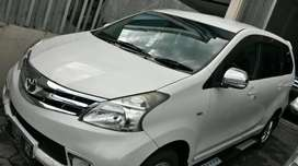 New Avanza 1.3 G AT 2013 Putih Mulus