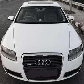 Audi A6 on Rent
