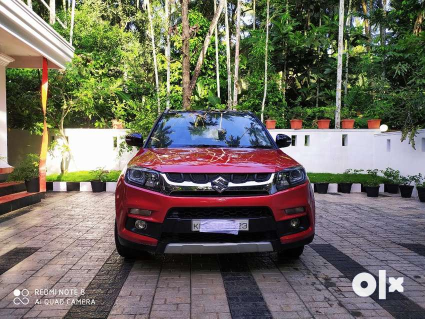 Maruti Suzuki Vitara Brezza ZDi - Plus Dual Tone Diesel, 2017, Diese.. 0