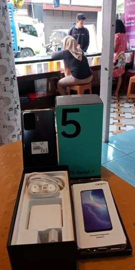 HP Oppo reno5 F 8/128GB