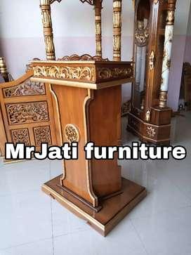 Mimbar podium kantor ( presiden ) langgeng Furniture