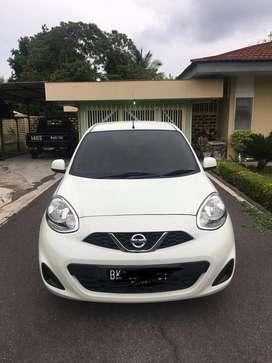 Nissan March 1,2L A/T 2014