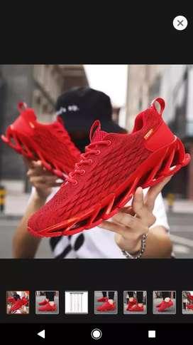 Sepatu sup Import Merah